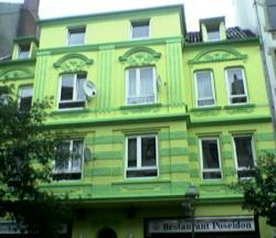Gelbes Haus in der Alten Bürger Bremerhaven