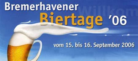 Bremerjavener Biertage 2006