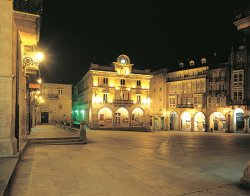 Ourense in Spanien