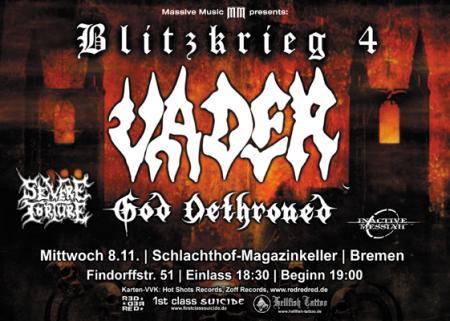Vader Bremen Flyer