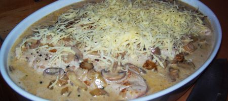 Schnitzel Lasagne