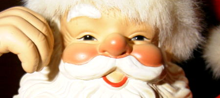 Weihnachtsmann - auch 2007 ist er dabei!