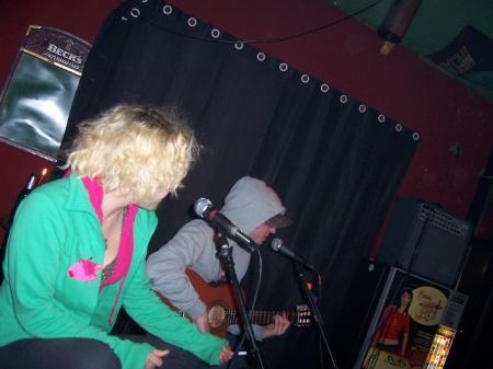 Janina und Kriss rocken das Muckefuck in Bremerhaven
