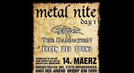 Metalnite in Bremerhaven