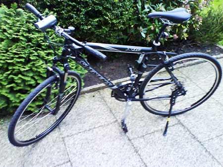 Stevens X3 Crossrad