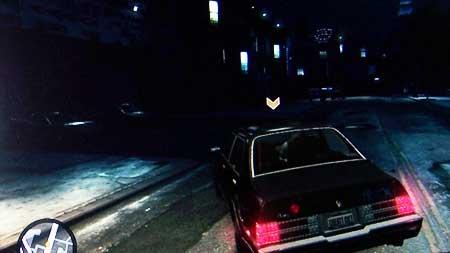 GTA4 Screenshot von der Playstation 3