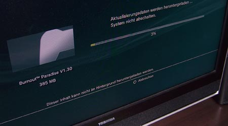 PS3 Burnout Paradise Update v1.3