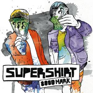 8000 Mark von Supershirt