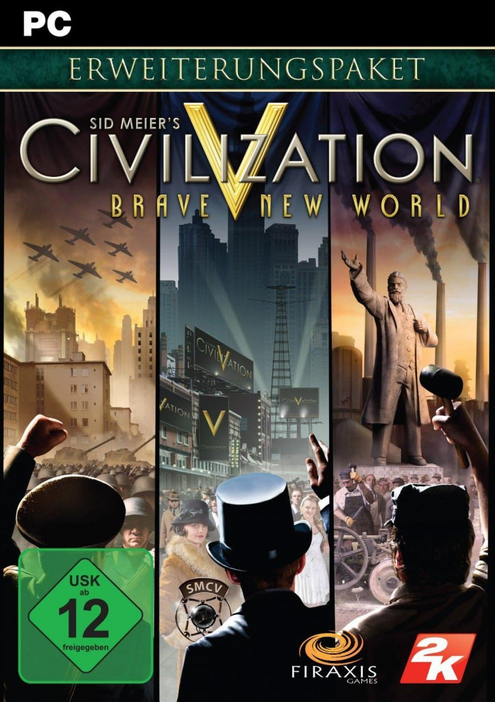 Civilizazion 5- Brave New World