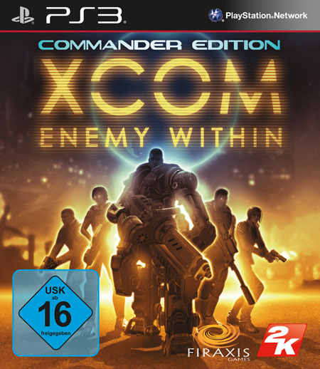 XCOM Enemy Within für PS3