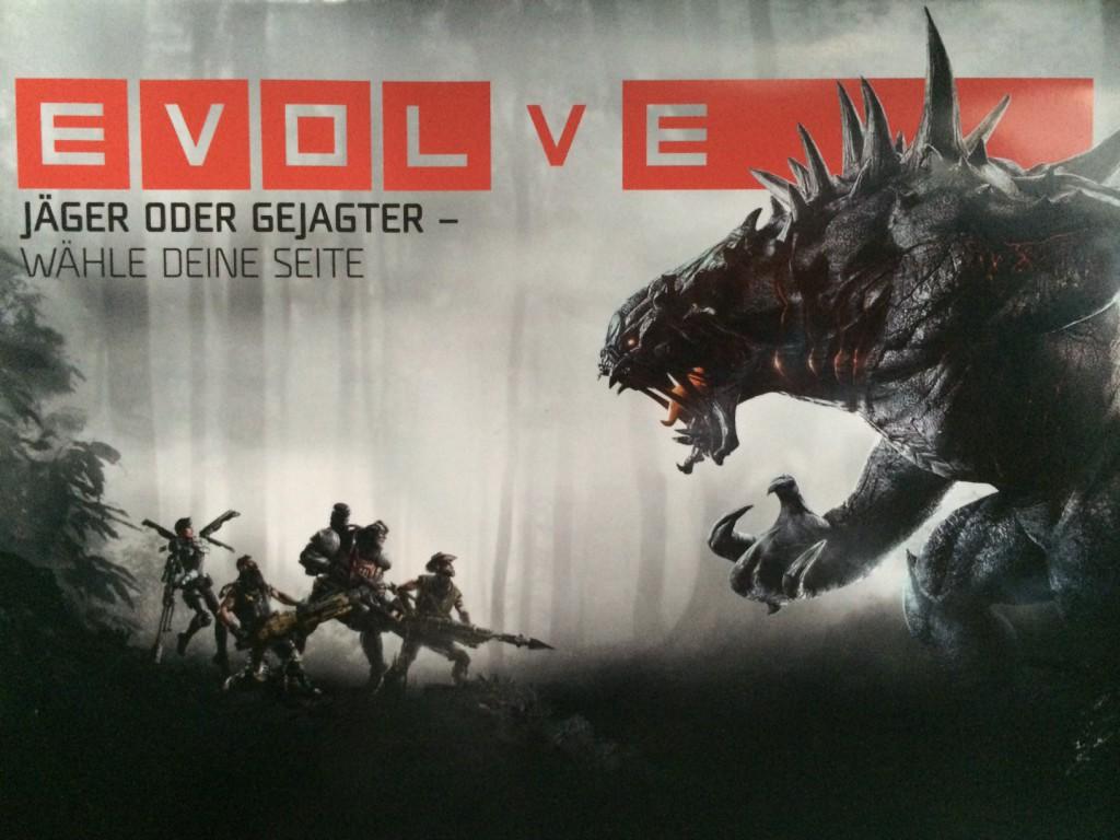 Evolve - Jäger oder Gejagter