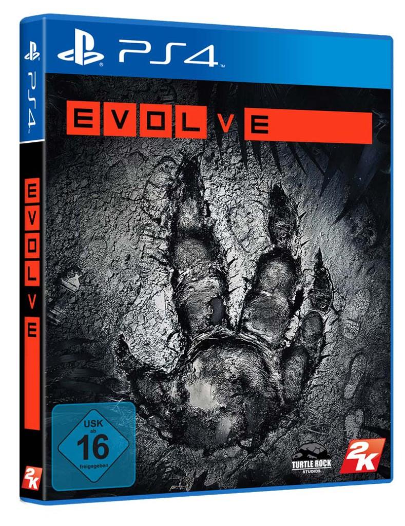 Evolve für die PS4