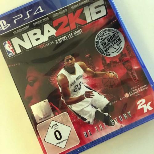 NBA2k16 für PS4