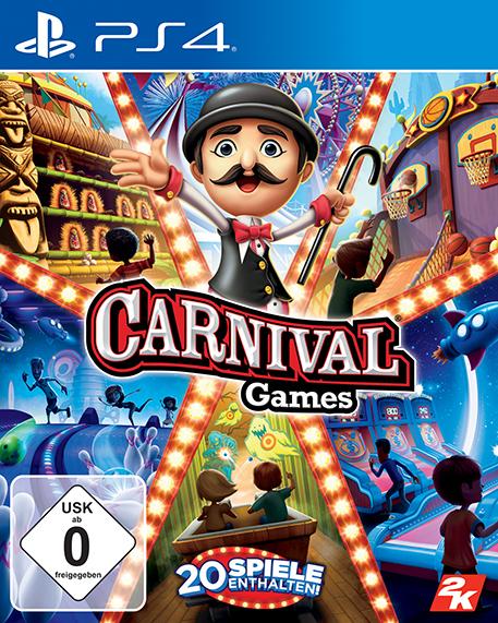 Carnival Games für PS4, Xbox One und Switch